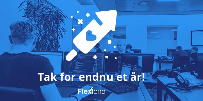 Flexfone producerer hvert år et væld af funktionalitet