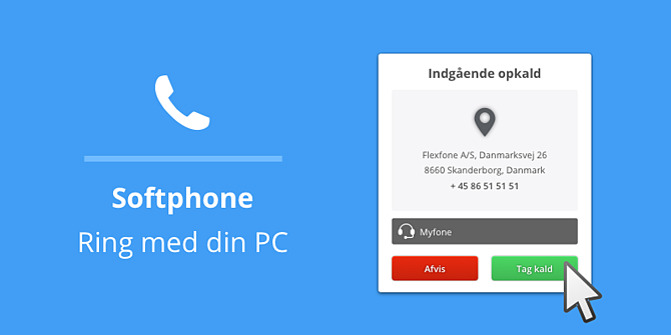 softphone-ring-med-din-pc